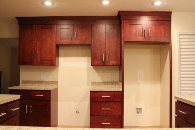 cabinet style. Cherry Cabinets II Cabinet Style L