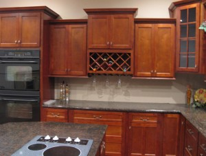 Cherry Cabinets IV