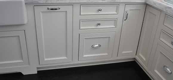 inset kitchen cabinets - White Inset Kitchen Cabinets