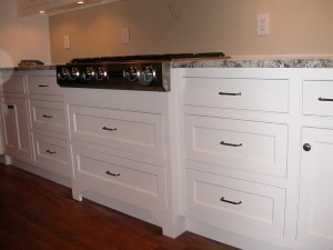 Inset Cabinets V
