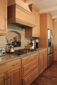 Oak cabinets IV