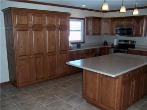 Red Oak cabinet Inspiration IV