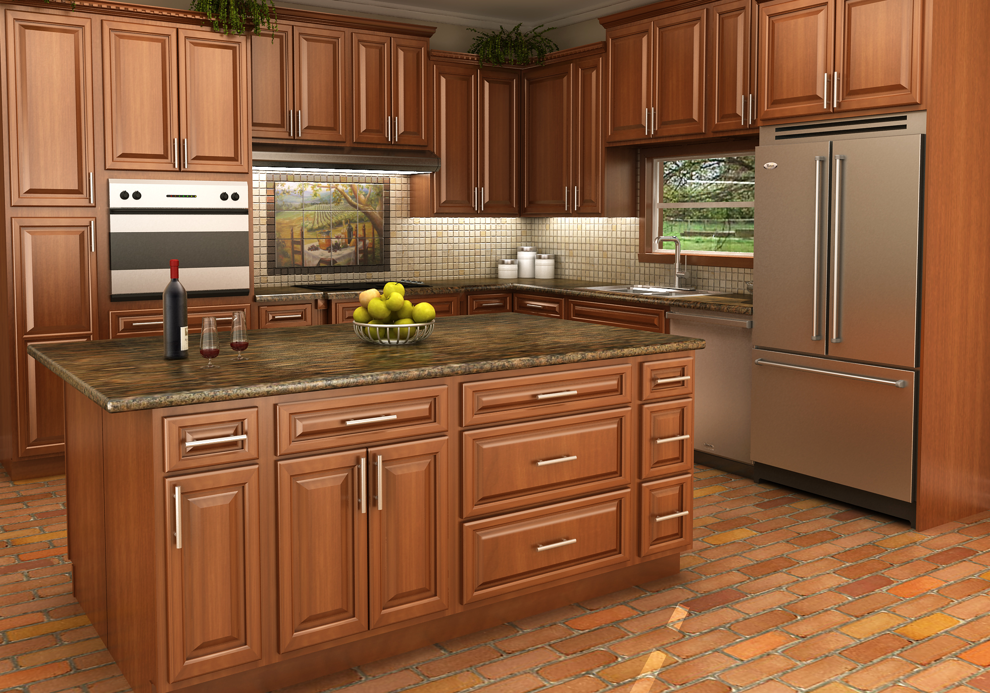 Maple cabinets inspiratios reeds custom cabinets for Cupboards and cabinets